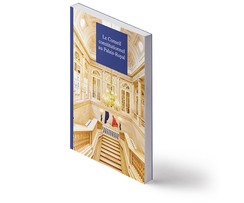 Le Conseil constitutionnel au Palais-Royal