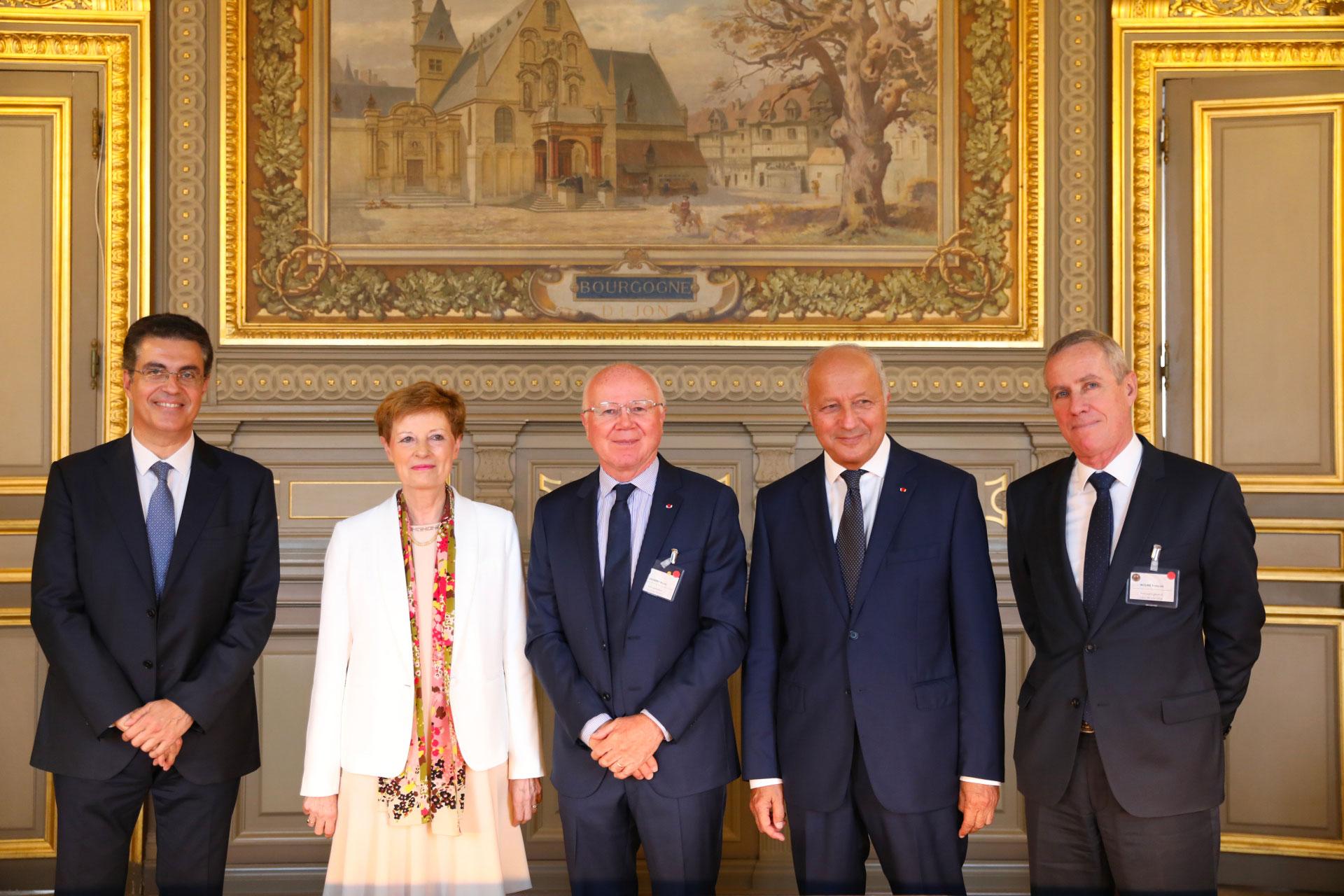 Conférence des chefs des cours suprêmes des États membres du Conseil de l'Europe