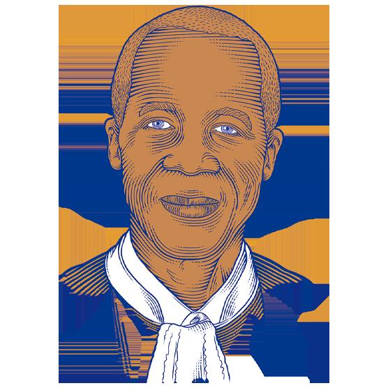 Papa Oumar Sakho, président du Conseil constitutionnel sénégalais