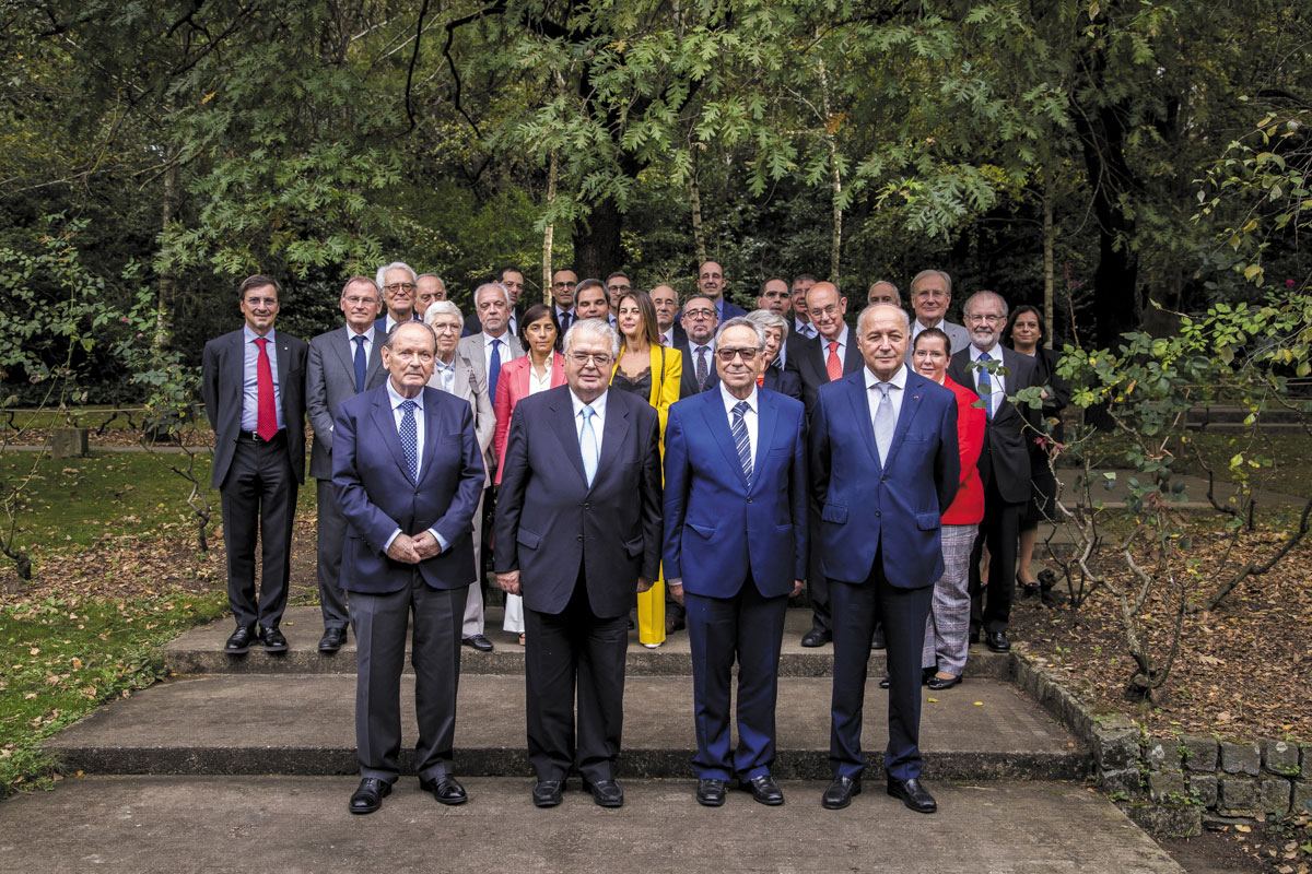 3e rencontre des cours constitutionnelles latines à Lisbonne<