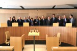 Photo 2 :Visite du CNB au Conseil constitutionnel le 20 mars 2012