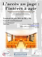 Photo 2 :Colloque AJCP 20 juin 2014