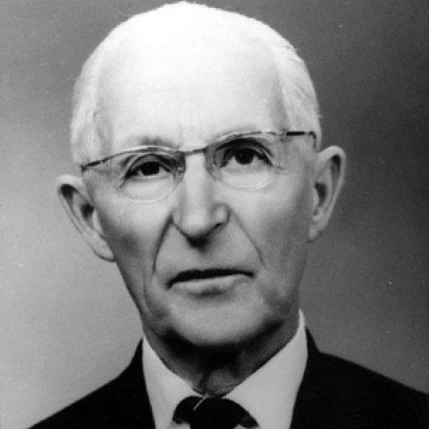 Portrait de Victor Chatenay