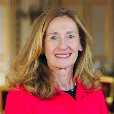Portrait de Mme Nicole BELLOUBET
