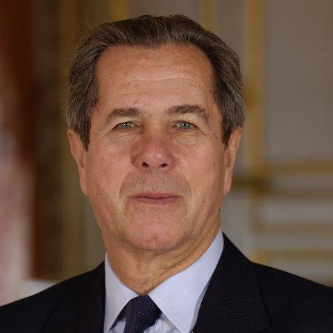 Portrait de M. Jean-Louis DEBRÉ