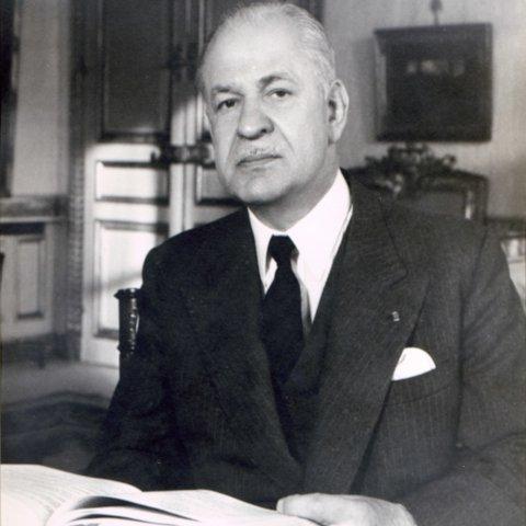 Portrait de M. Gaston PALEWSKI