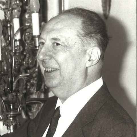 Portrait de M. Maurice_René SIMMONET