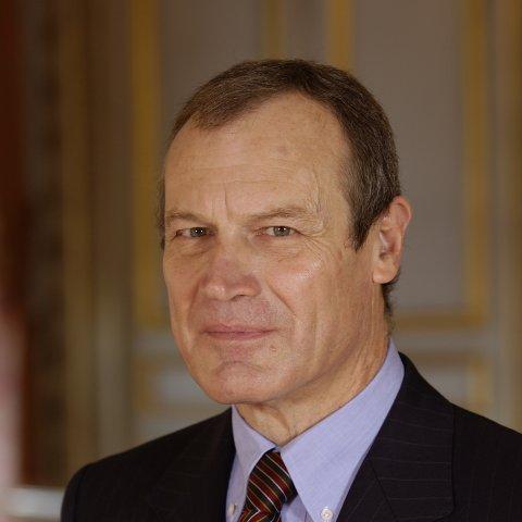 Portrait de M. Pierre STEINMETZ