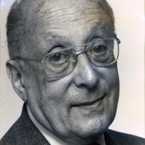 Portrait de M. Daniel Mayer