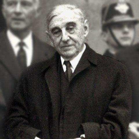 Portrait de M. Jules Antonini