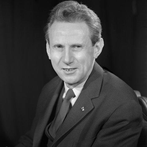 Portrait de M. René Brouillet
