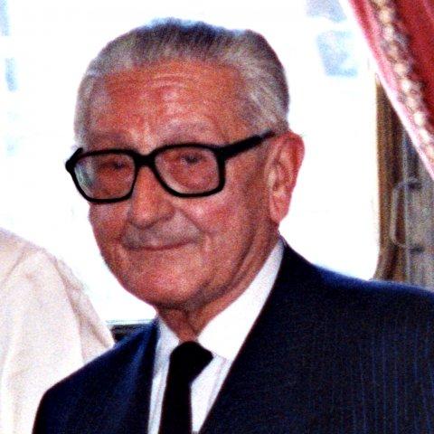 Portrait de M. Jean Cabannes