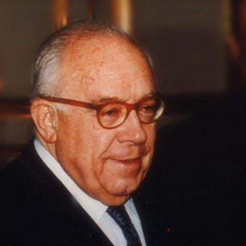 Portrait de M. Étienne Dailly