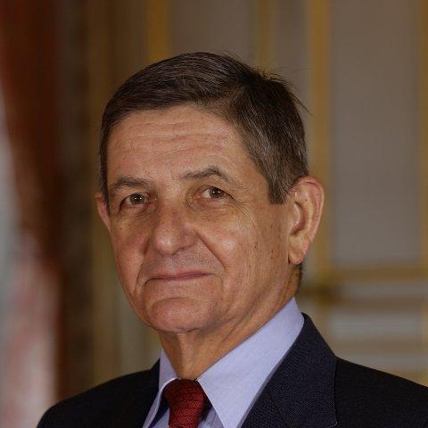 Portrait de M. Renaud Denoix de Saint-Marc