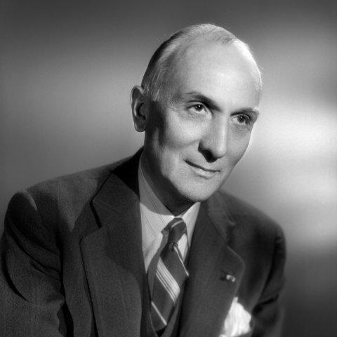 Portrait de M. André Deschamps