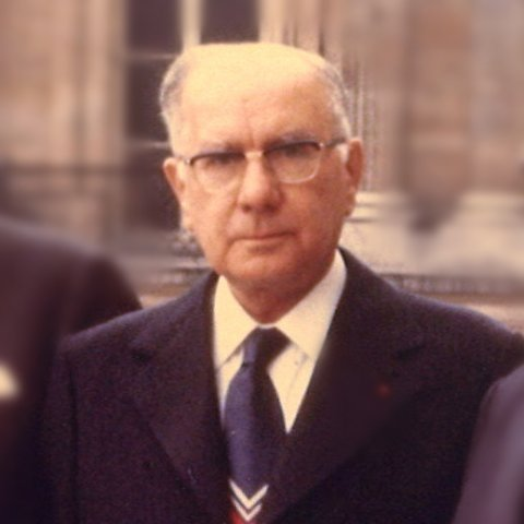Portrait de M. Georges-Léon Dubois