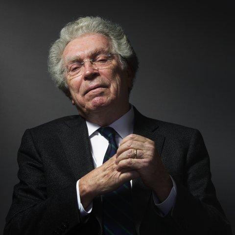 Portrait de M. Pierre Joxe