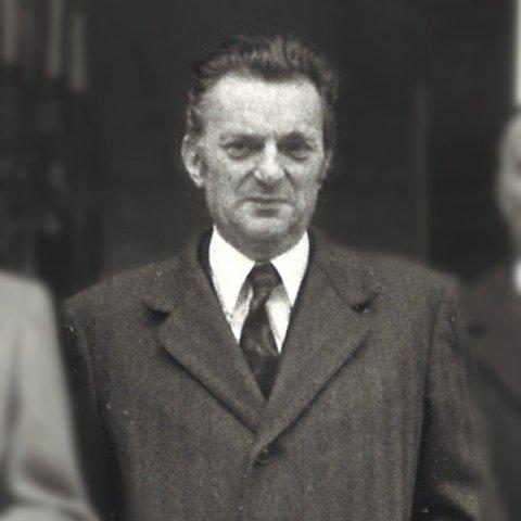 Portrait de M. François Luchaire