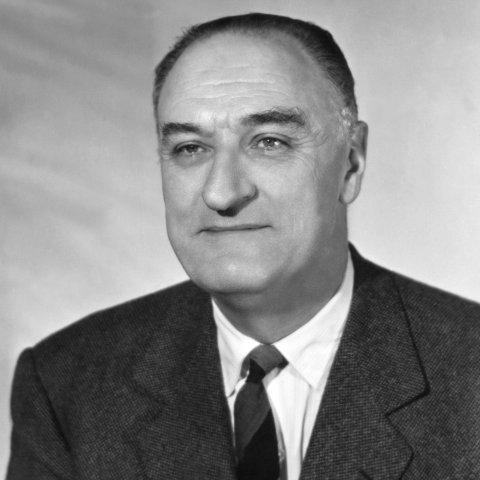 Portrait de M. Pierre Marcilhacy