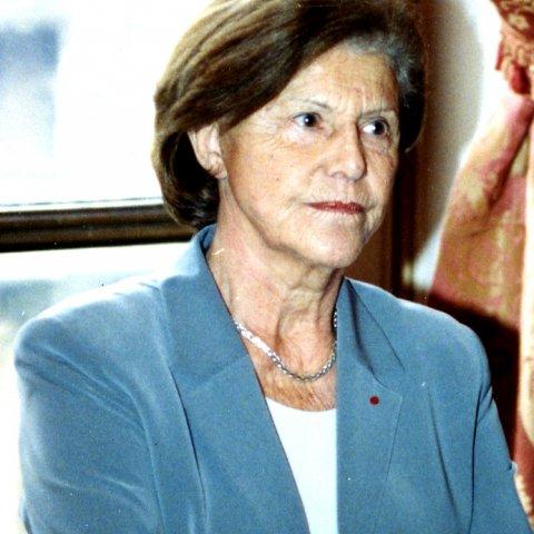 Portrait de M. Monique Pelletier