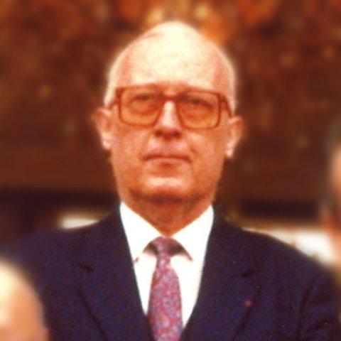 Portrait de M. Jacques Robert