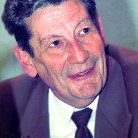 Portrait de M. Marcel Rudloff
