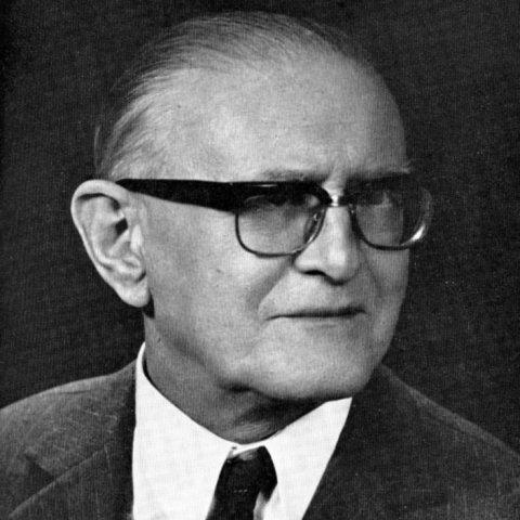 Portrait de M. Marcel Waline