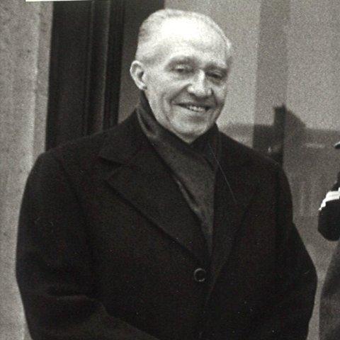 Portrait de M. André Ségalat