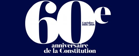Illustration article anniversaire 60 ans constitution