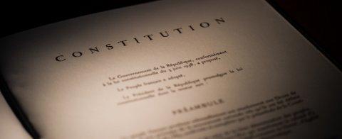 Bandeau de la landing la Constitution