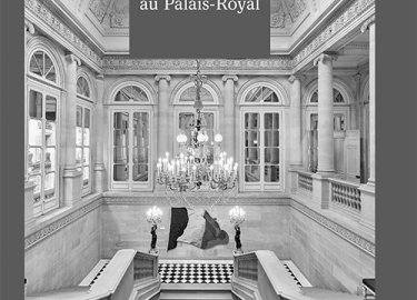 "Couverture ""Le Conseil constitutionnel au Palais-Royal"""