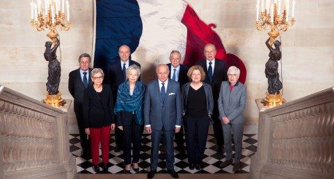 Le Conseil constitutionnel, le 12 mars 2019