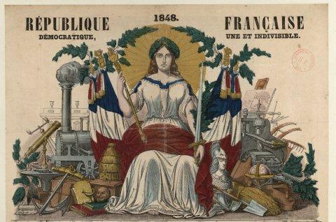 Constitution de 1848, IIe République | Conseil constitutionnel