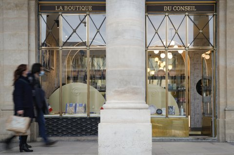 Boutique du Conseil constitutionnel