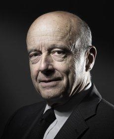 Portrait d'Alain Juppé